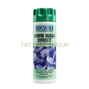 Środek piorąco-impregnujący do puchu NIKWAX Down Wash Direct 300 ml
