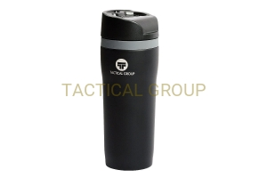 TACTICAL GROUP Kubek izotermiczny WINNIPEG 350 ml czarny