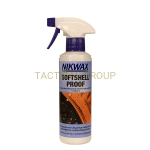 Impregnat NIKWAX Soft Shell Proof Spray-on 300 ml atomizer